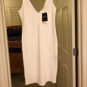White  Dress (Forever 21)